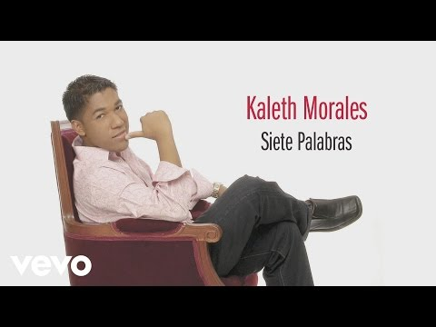 Siete Palabras (cover Audio)