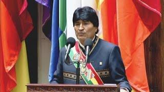 Evo Morales defiende su continuidad al cumplir 11 años como presidente