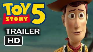 Toy Story 4 - Last Play - 2020 Movie Trailer - Parody
