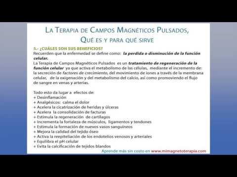Terapia de Campos Magnéticos Pulsantes