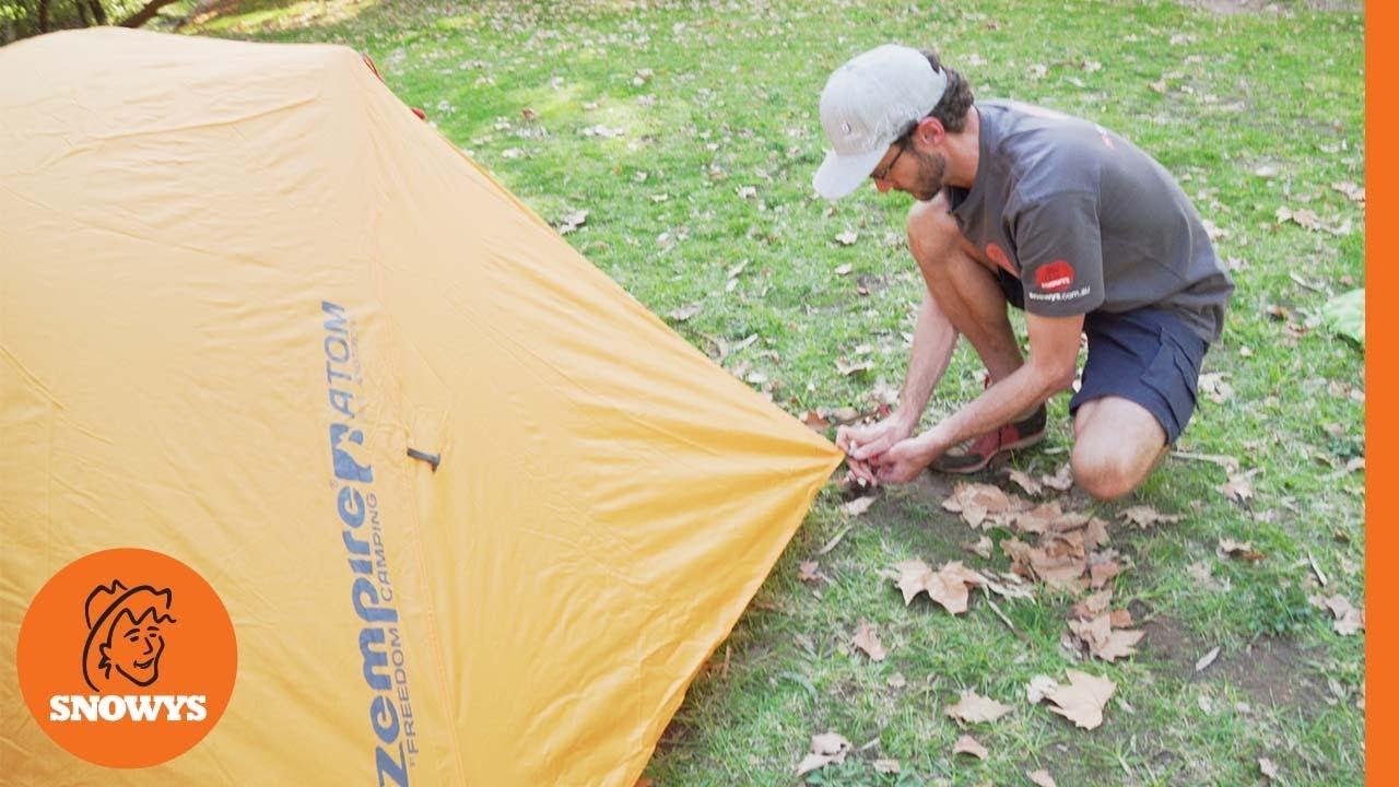 Atom Hiking Tent