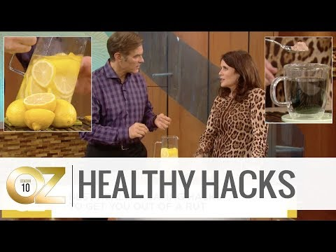 Healthy Hacks to Add to Daily Your Routine