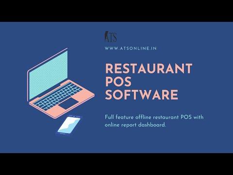 Table Service Restaurant Bar POS