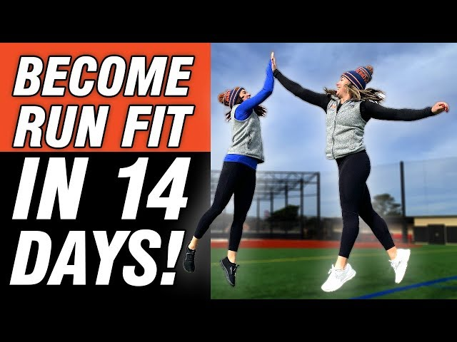 Become Run Fit in 14! the Run Fit Challenge Starts Soon...