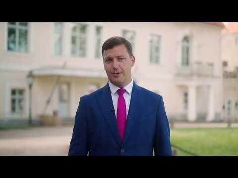 Cēsu novada domes priekšsēdētāja Jāņa Rozenberga uzruna vidusskolu absolventiem