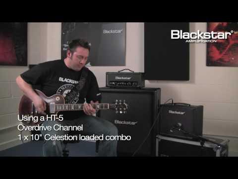 BLACKSTAR HT-5R Kytarové lampové kombo