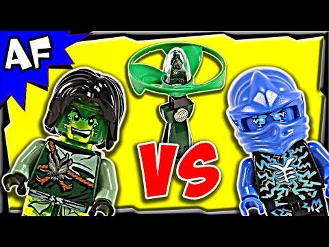Vidéo LEGO Ninjago 70743 : Airjitzu de Moro