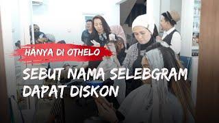 Ada Diskon Khusus di Othello Hair Studio Beauty & Care Kota Bogor, Simak Syaratnya
