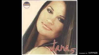 Jana - Pijes ne nudis - (Audio 2002)