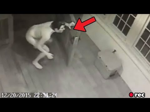 5 UNSOLVED Mysteries Caught On CCTV Camera That Cannot Be Explained…