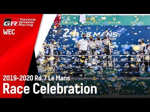 ル・マン24時間レースを3連覇のTOYOTA GAZOO Racingの8号車TS050ハイブリッド(S.ブエミ/中嶋一貴/B.ハートレー組)GazooRacingの戦いの様子をダイジェストにしたハイライト動画