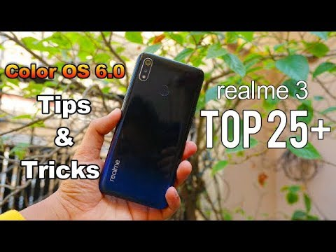 Realme 3 Top 25+ Tips And Tricks with Hidden Features