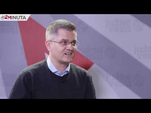 """Jeremić: Čim su videli da me je na RTS gledalo skoro milion ljudi, Brnabićeva je poslata na """"Pink"""""""