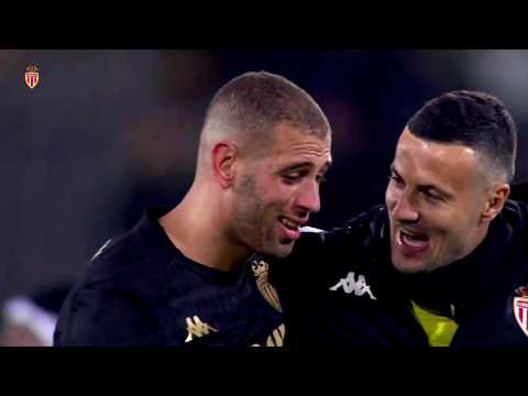 Happy Birthday Islam Slimani - AS MONACO