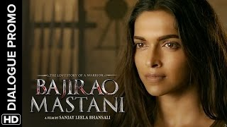 The Couplets Of Undying Love - Dialogue Promo -  Bajirao Mastani
