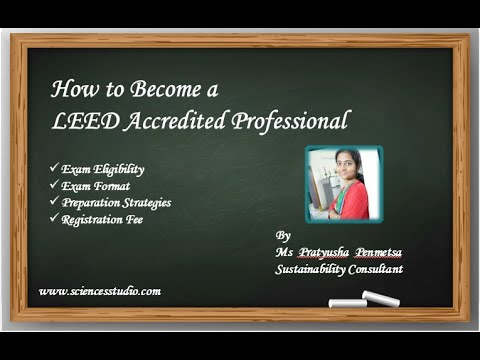 How to Become a LEED AP   LEED AP Exam Preparation Strategy ...