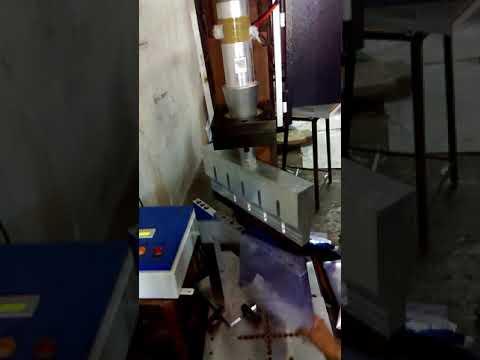 20khz Ultrasonic Plastic Welding Machine
