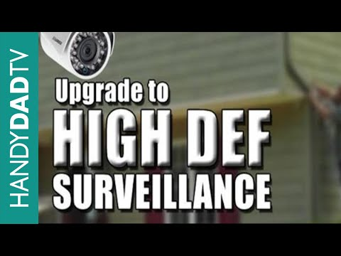 Surveillance System Upgrade to HD 1080P with Lorex MPX