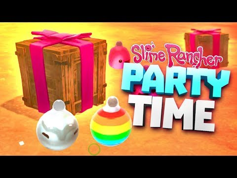 PURE SABER SLIME MOD - Slime Rancher Party Gordo Update