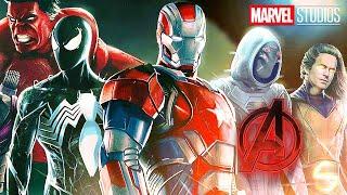 Daredevil Season 3 Trailer - Dark Avengers Phase 4 News Explained