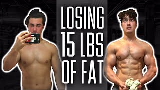 How I Lost 15 lbs of Fat in 45 Days | Fast and Efficient