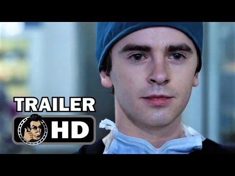 The good doctor official trailer  hd  freddie highmore abc drama