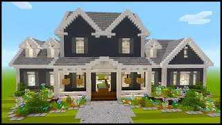 Minecraft: How To Build A Craftsman House | PART 1