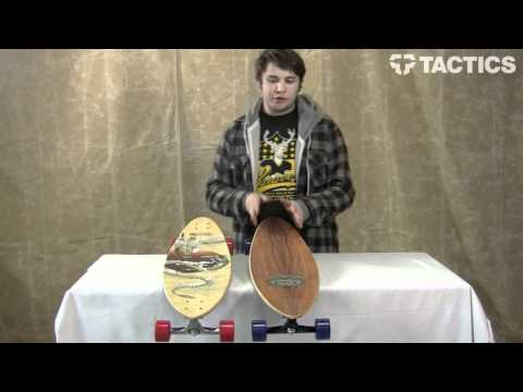 Arbor Fish Koa and Bamboo Longboard Review – Tactics.com