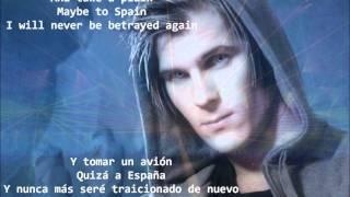 BassHunter - Plane To Spain (Subtitulado Inglés y Español)
