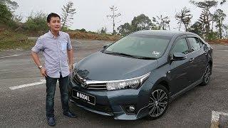 Toyota Corolla Altis 2.0V review - AutoBuzz.my
