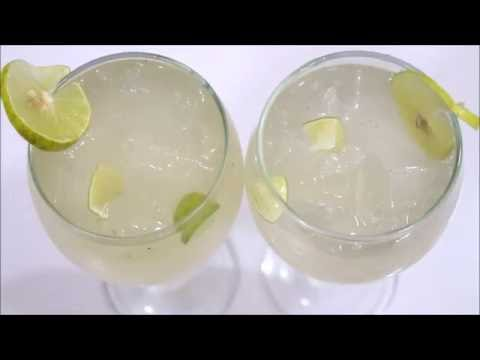 Healthy Lemon Drink – Lemon Juice Belly Slimming Detox Water Recipe