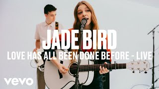 Jade Bird   Love Has All Been Done Before (Live) | Vevo DSCVR ARTISTS TO WATCH 2019