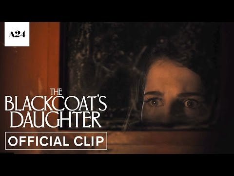 The Blackcoat's Daughter | Furnace | Official Clip HD | A24