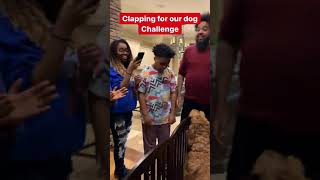 Onyx Family Tries The Clapping For Your Dog TikTok Challenge!