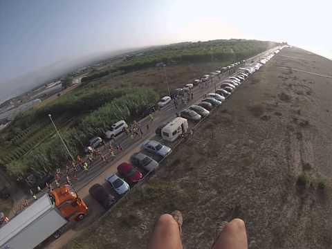 Vídeo Aéreo de la carrera de 10km
