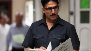 Akshay Kumar, Manoj Bajpai: Dharpakad - Video Song - Special 26
