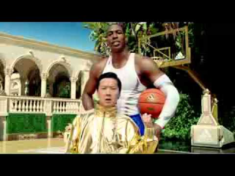 Adidas 'The Beast' Commercial (with Ken Jeong)