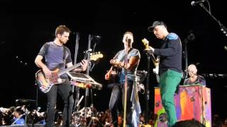 Coldplay en Argentina 2016 - Green eyes (HD)