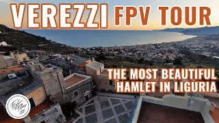 Verezzi, Italy | The most beautiful village in Liguria | FPV cinewhoop exploration