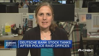 Deutsche Bank is to Germany is what Wells Fargo is to the US, says banking analyst Ed Groshans
