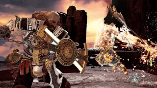 God of War: Impossible Trial VI The God of Muspelheim Realm