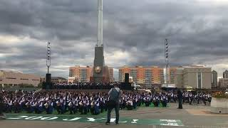 1500 домбристов из Уральска установили рекорд