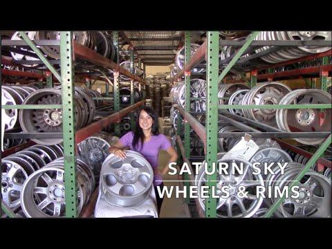 Factory Original Saturn Sky Rims & OEM Saturn Sky Wheels – OriginalWheel.com
