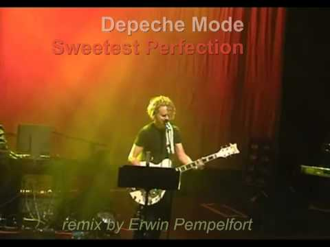 Depeche Mode  SWEETEST PERFECTION  remix )