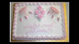 Bridal shower cake sayings ideas