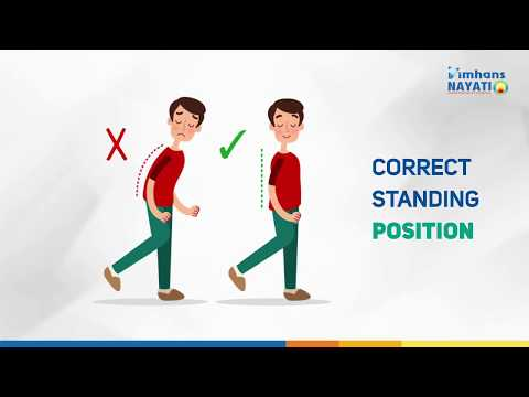 Right Standing Position - Get Over With Your Spinal Problems