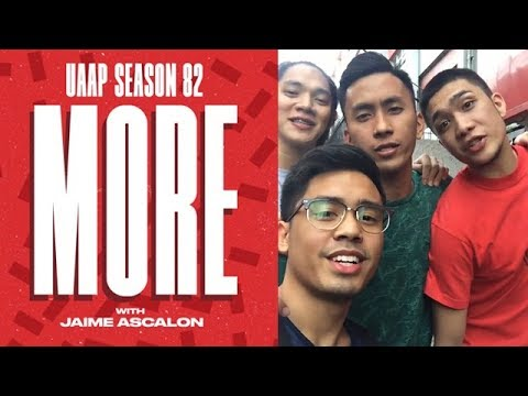 More with Jaime Ascalon: Unli Chicken Wings Challenge with UE Red