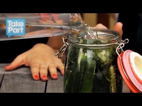 How to Make Homemade Spicy Pickles (Better Than Store Bought)⎢TakePart TV