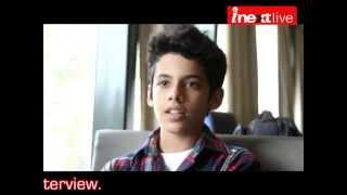 Darsheel Safary - Special Interview