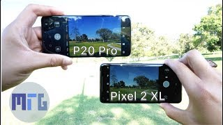 P20 Pro vs Pixel 2 XL: In-Depth Camera Test Comparison